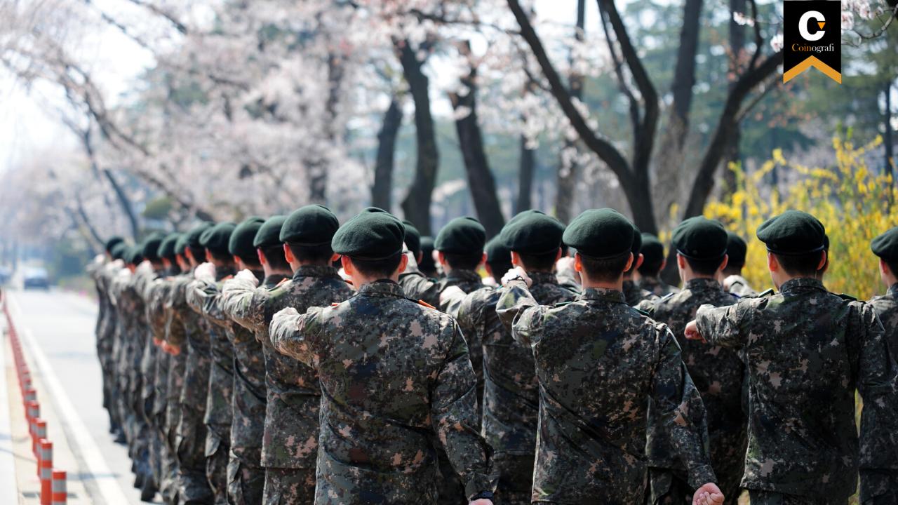 Güney Kore Ordusu Blockchain Tabanlı Kimlik Doğrulama Sistemi Geliştiriyor