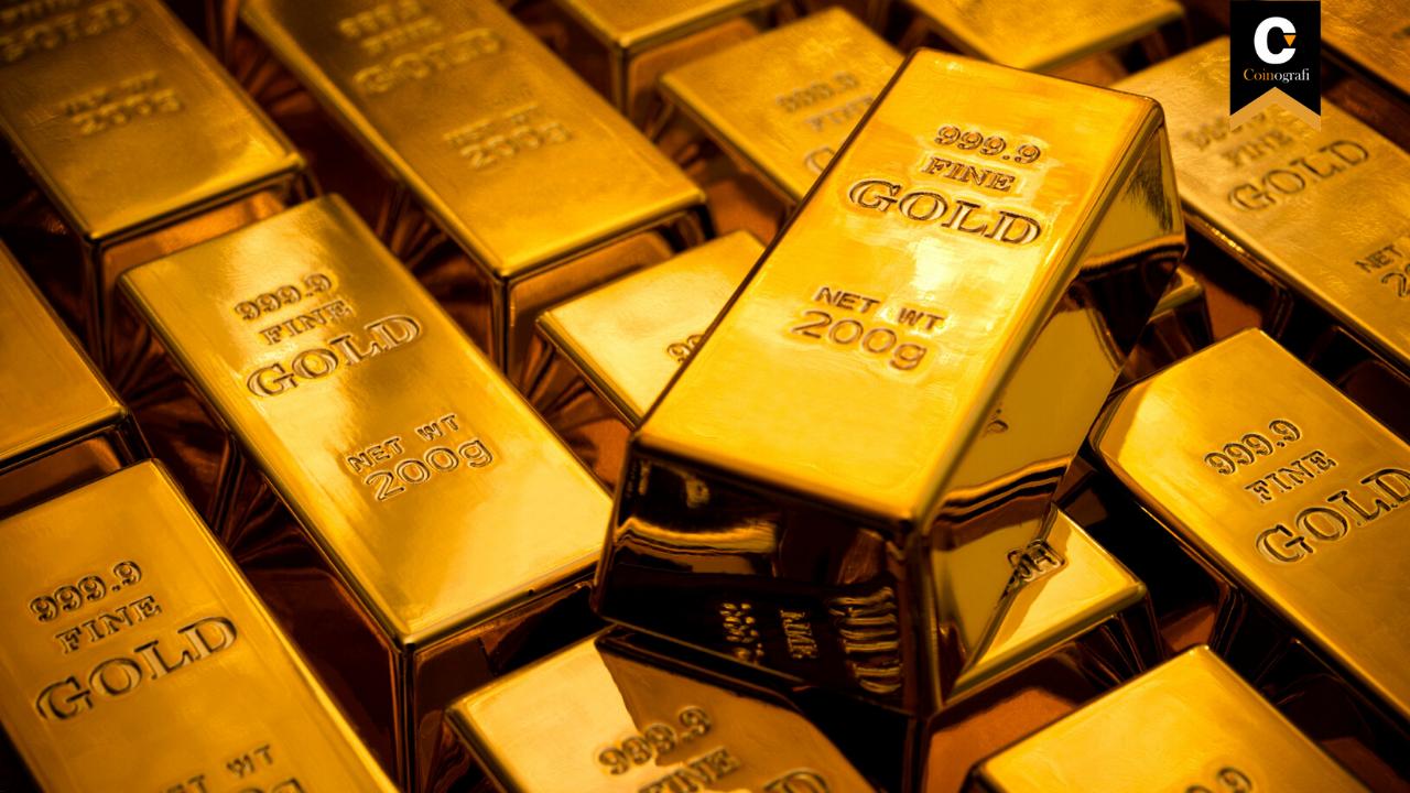 Tether, Altına Endeksli Stablecoin'i Tether Gold (XAUT)'u Duyurdu