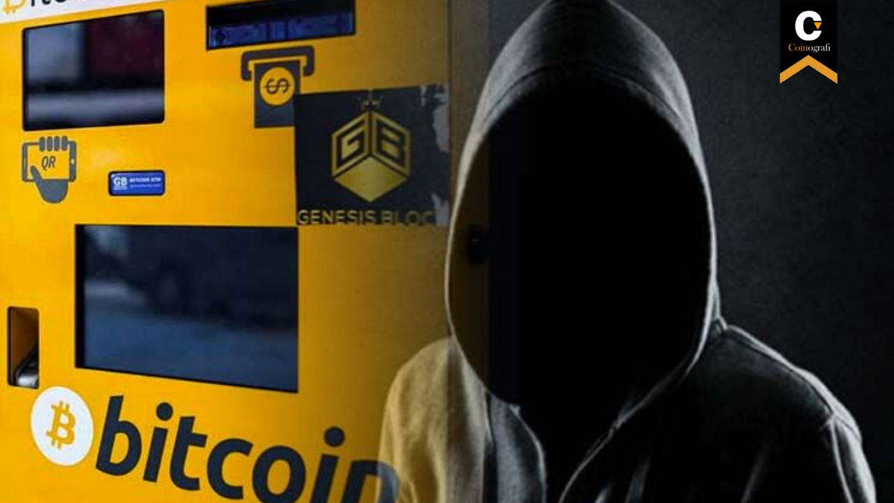 Bitcoin ATM'sini Soyan Hırsızlar Kameralara Yakalandı
