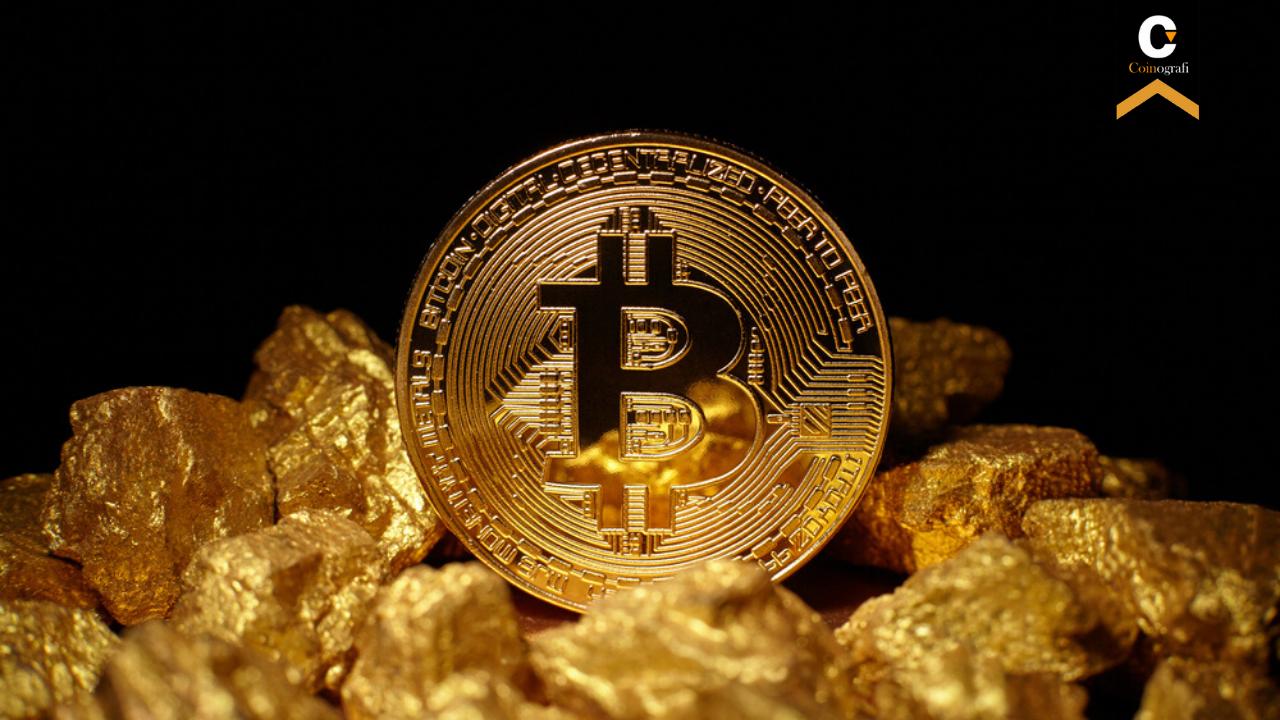 Coinbase: Bitcoin Dijital Altın Olma Yolunda İlerliyor