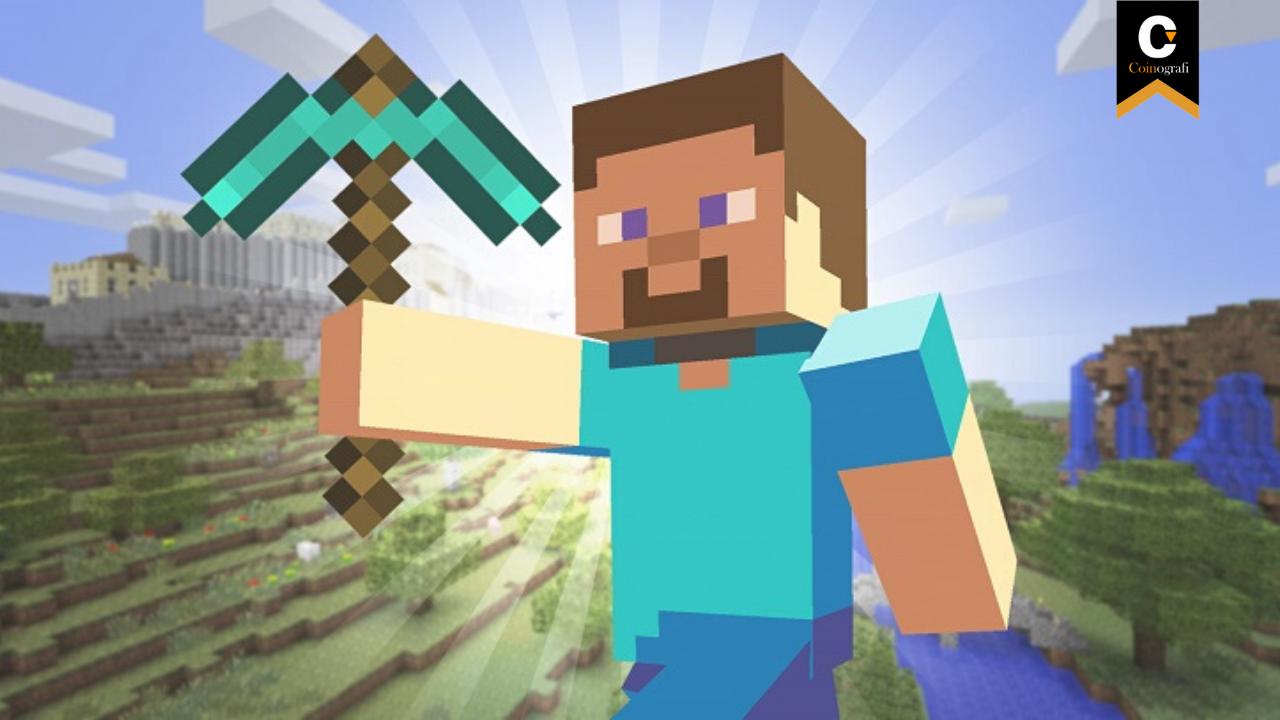 Artık Minecraft Oynarken Bitcoin Kazanabilirsiniz