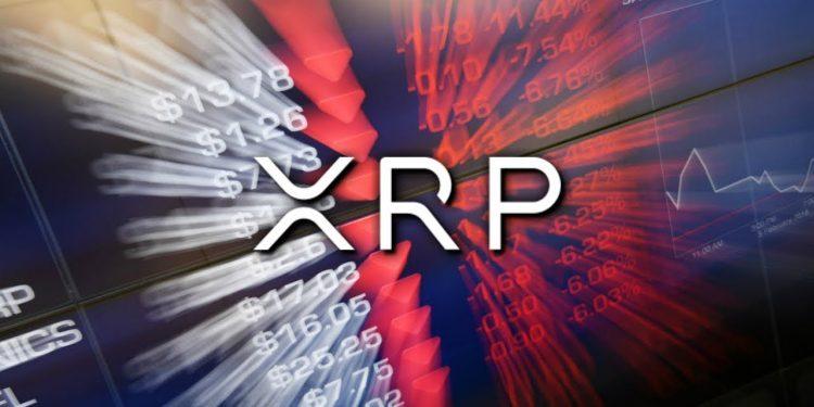 Ripple'ın XRP'si Sert Düştü! XRP, Büyük Rallisini Silerek 0,8 Dolara Geriledi