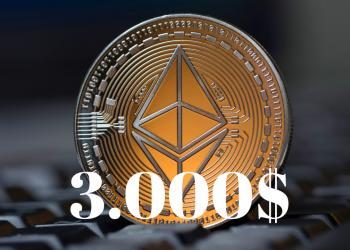 Ethereum Fiyatı 3.000 Doları Geçti! Analistlere Göre Ralli Hala Devam Ediyor!