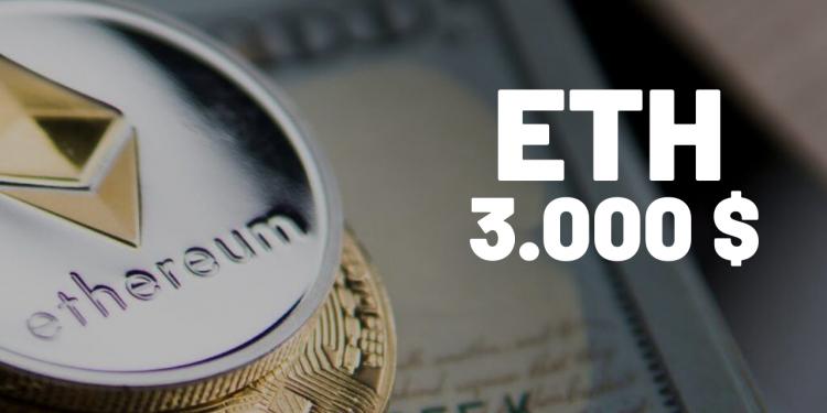Ethereum Temel Direnci Kırdı, ETH Neden 3 Bin Doları Test Edebilir?
