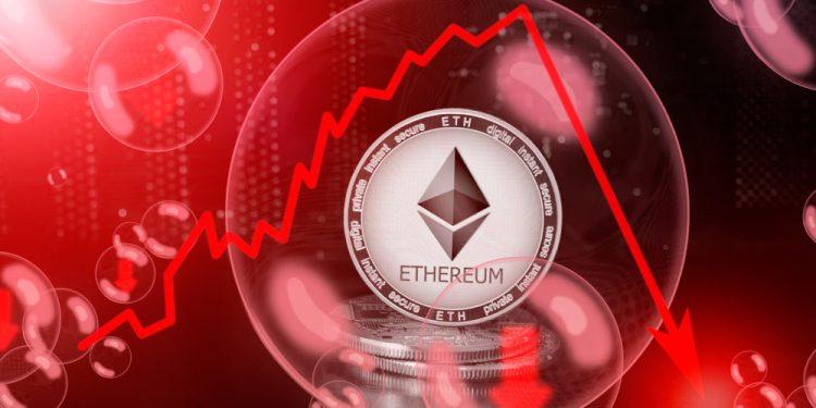 Ethereum Fiyatı 1 Haftada %40 Düştü! Ethereum Fiyatı Nereye Gidiyor?