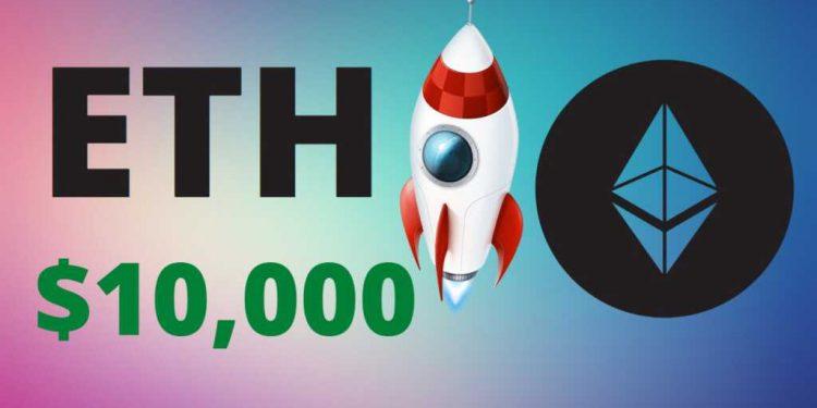 Ethereum Grafiği 10.000 Doları İşaret Ediyor!