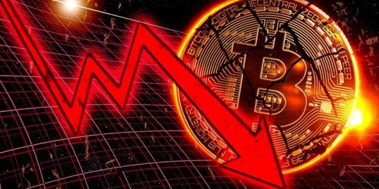 Bitcoin Fiyatı 8 Bin Dolar Sildi!